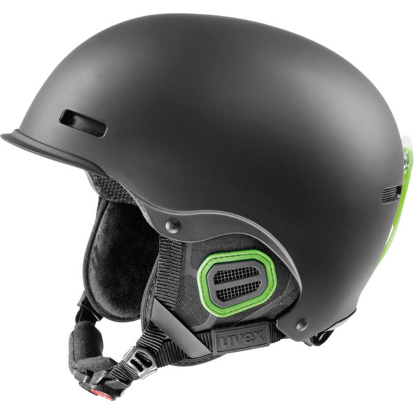 lyžařská helma Uvex Hlmt 5 Pro černá