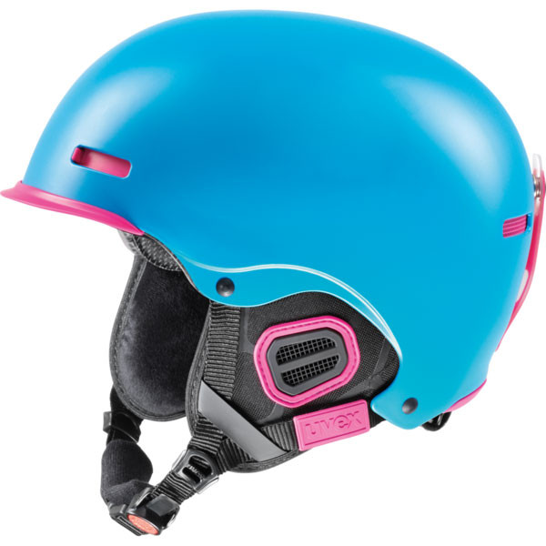 lyžařská helma Uvex Hlmt 5 Pro modrá