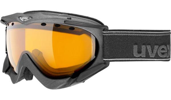 lyžařské brýle UVEX APACHE antracit