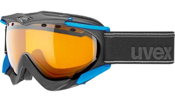 lyžařské brýle UVEX APACHE černá mat