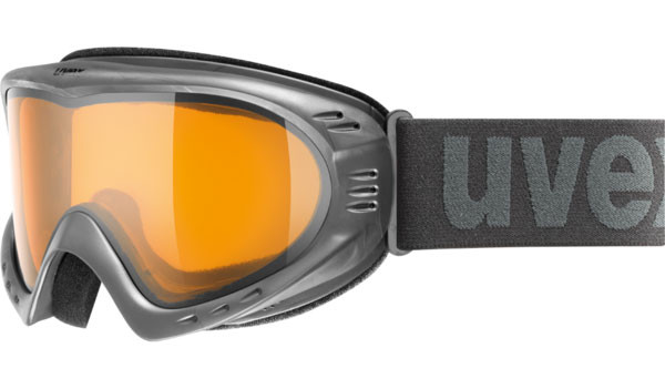 lyžařské brýle UVEX CEVRON antracit