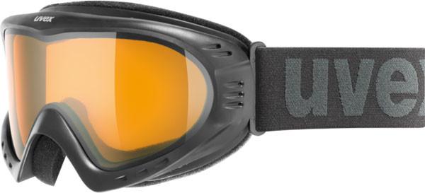 lyžařské brýle UVEX CEVRON černá