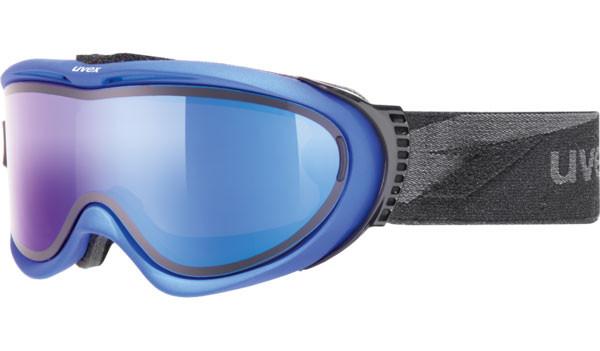 lyžařské brýle UVEX COMANCHE TO modrá