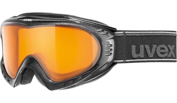 lyžařské brýle UVEX F2 černá