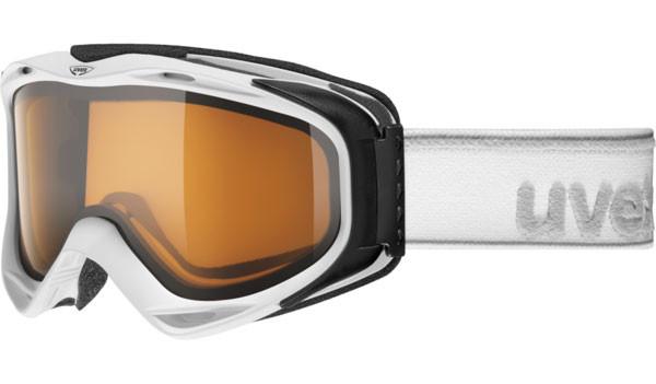 lyžařské brýle UVEX G.GL 300 Pola bílá