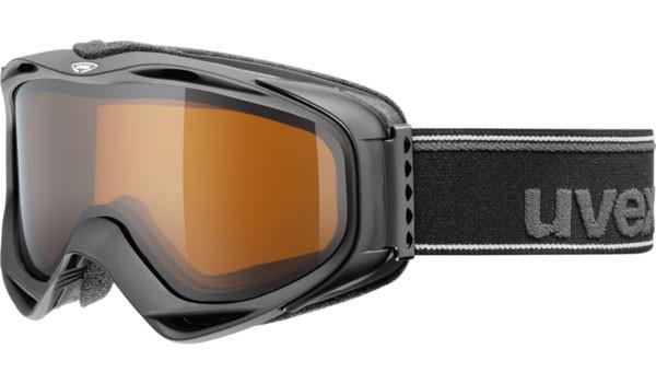 lyžařské brýle UVEX G.GL 300 Pola černá/gold