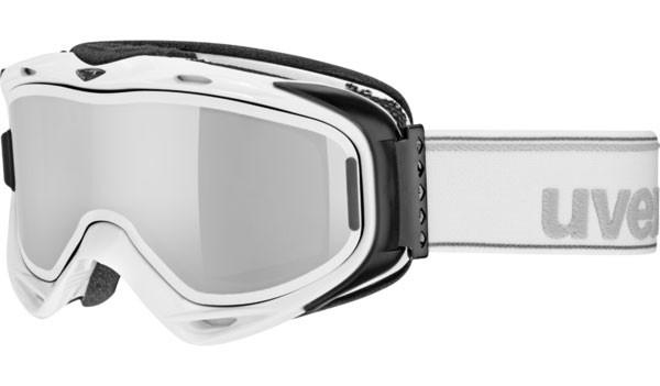 lyžařské brýle UVEX G.GL 300 TO bílá