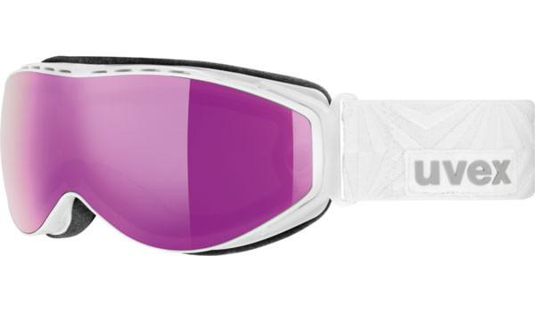 lyžařské brýle UVEX HYPERSONIC CX perleťová