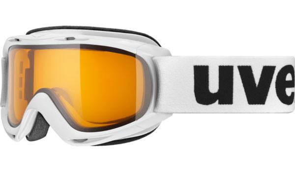 lyžařské brýle Uvex Slider bílá