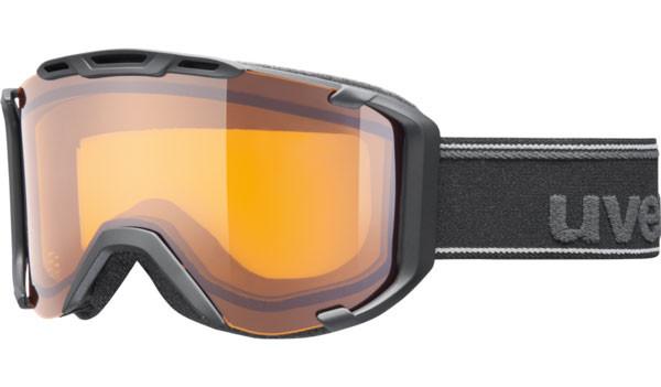 lyžařské brýle Uvex Snowstrike LGL černá