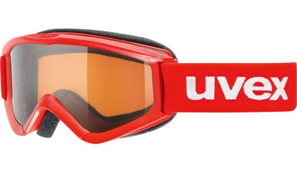 lyžařské brýle Uvex Speedy Pro červená