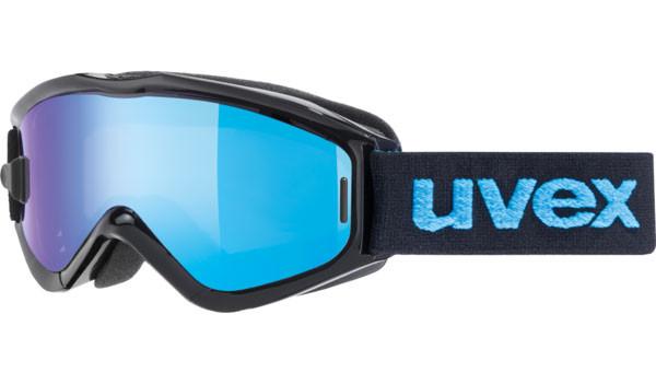 lyžařské brýle Uvex Speedy Pro Take Off černá/modrá