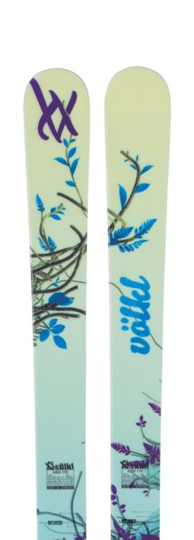 dámské freeride lyže Völkl Kiku - detail