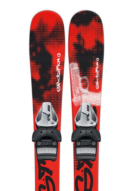 sjezdové lyže Sporten Gangster