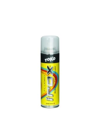 sjezdový vosk TOKO Iorx fluoro detail
