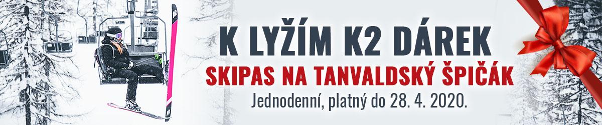 Skipas Tanvaldský Špičák