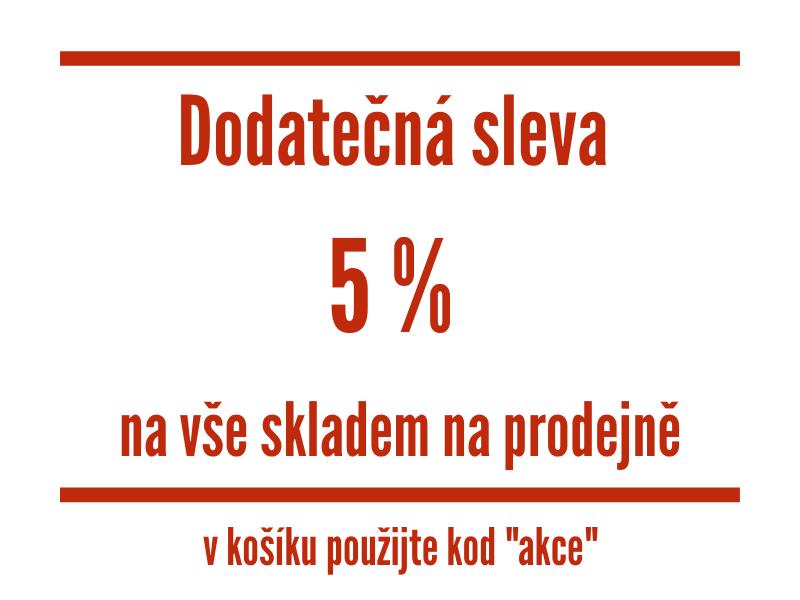 Akce 5%