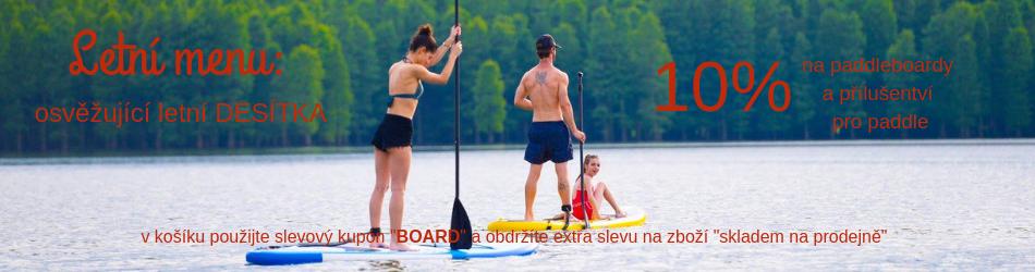 Letní menu 10 - paddle A