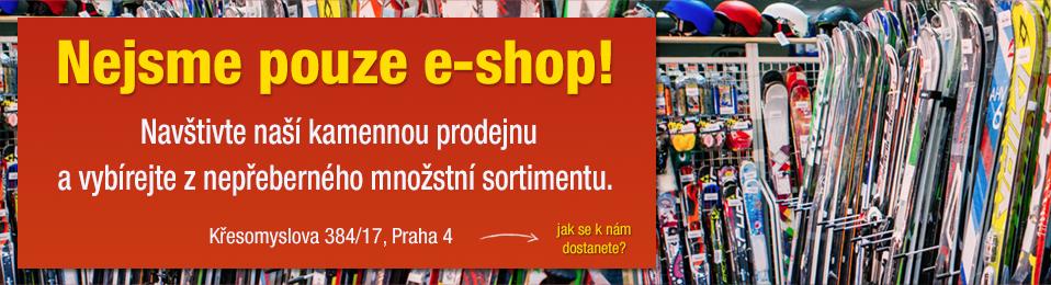 Prodejna Lyzelyze.cz